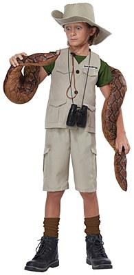 Wild Life Expert Safari Child Costume