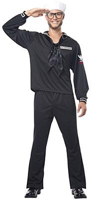 Navy Sailor Man Adult Costume