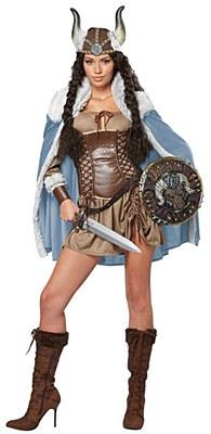 Viking Vixen Adult Costume