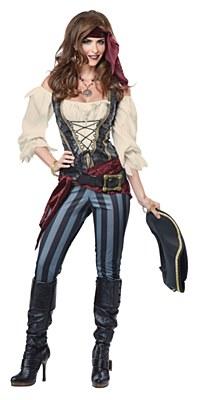Brazen Buccaneer Adult Costume