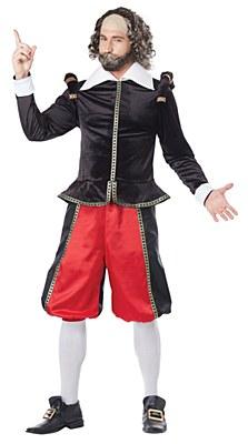 William Shakespeare Adult Costume