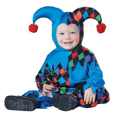 Lil Jester Toddler Child Costume