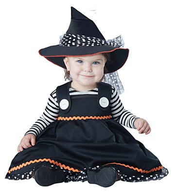 Crafty Lil Witch Infant Costume