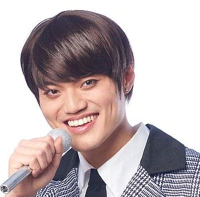 K-Pop Boy Band Wig - Brown
