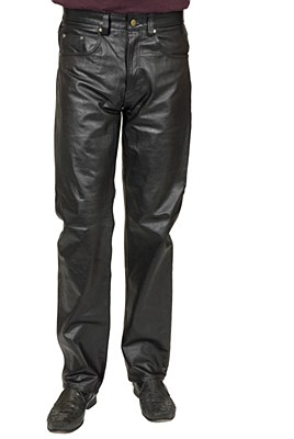 Leather Men's Pants