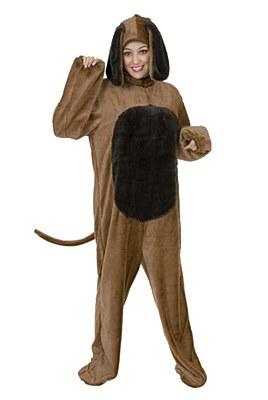 Big Dog Adult Costume