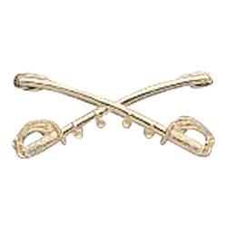 Cavalry Insignia Hat Pin Replica - Small