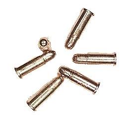 Ammo 22 Cal. Replica Bullets