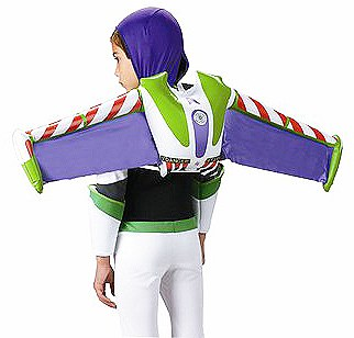 Toy Story Buzz Lightyear Child Inflatable Jet Pack