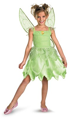 Disney Tinker Bell And The Fairy Rescue Child Costume