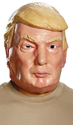 Donald Trump Deluxe Mask