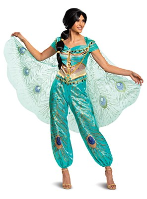 Disney Aladdin Jasmine Deluxe Adult Costume