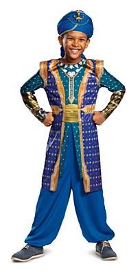 Disney Aladdin Genie Classic Child Costume