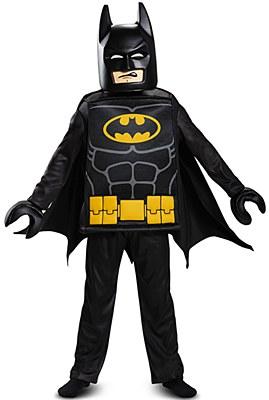 Lego Batman Movie Deluxe Batman Child Costume