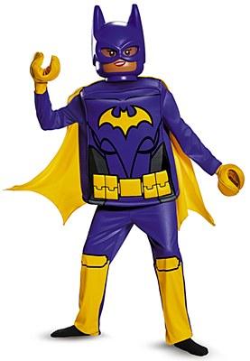 Lego Batman Movie Deluxe Batgirl Child Costume