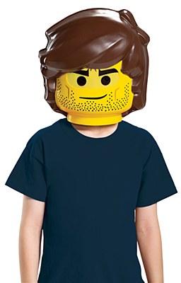 Lego Movie 2 Rex Dangervest Mask