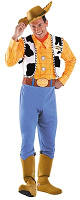 Toy Story Woody Deluxe Adult Plus Costume