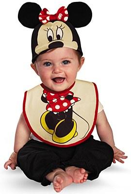 Disney Minnie Mouse Newborn Costume