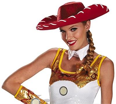 Toy Story Jessie Adult Glam Kit