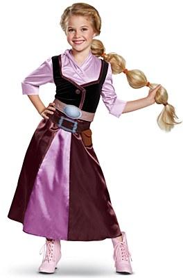 Disney Tangled 2 Rapunzel Child Costume