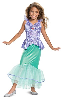 Disney The Little Mermaid Classic Child Costume