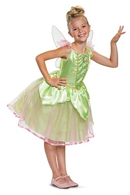 Disney Tinkerbell Classic Child Costume