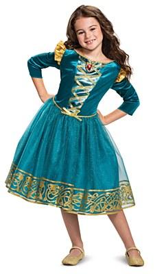 Disney Brave Merida Classic Child Costume