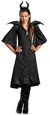 Disney Maleficent Christening Gown Child Costume