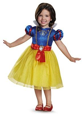 Disney Snow White Sparkle Toddler Costume
