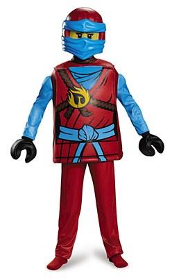 Lego Ninjago Nya Deluxe Child Costume