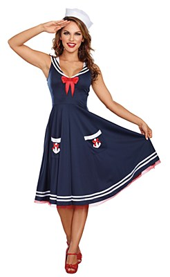 All Aboard Sailor Adult Costume