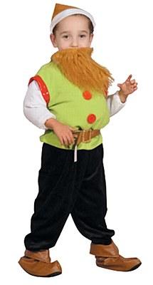 Cute Little Elf Toddler Child Costume