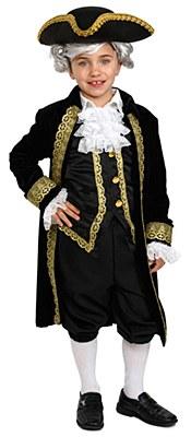 Alexander Hamilton Deluxe Child Costume