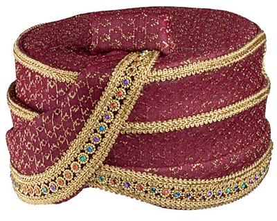 Royal Maharaji Turban Hat