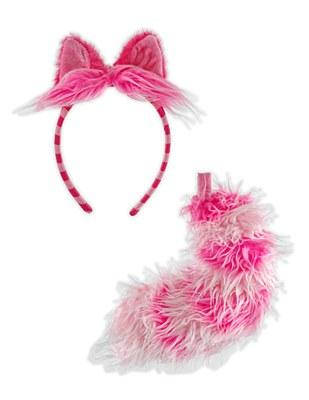 Cheshire Catarina Headband And Tail