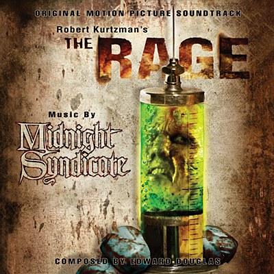 The Rage Soundtrack CD