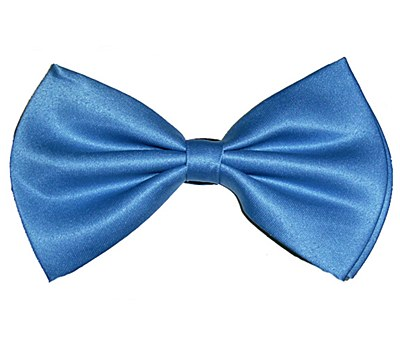Blue Bow Tie Deluxe Quality
