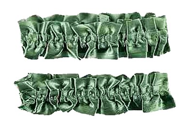 Green Garter Arm / Leg Band
