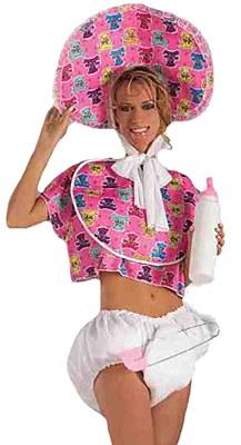 Jumbo Baby Girl Kit