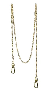 Zoot Suit Gold Chain