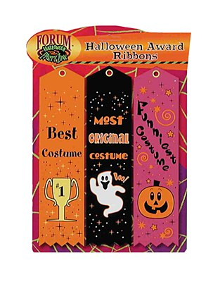 Award Ribbon Halloween