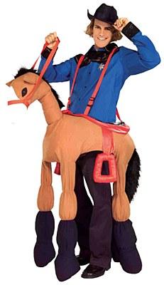 Just Horse N Around Adult Costume