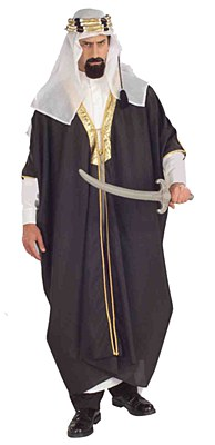 Arabian Sheik Adult Costume