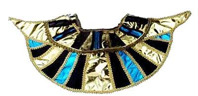 Egyptian Sequin Collar Neckpiece