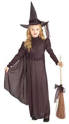 Classic Witch Child Costume