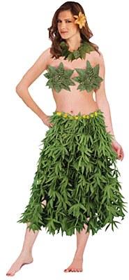 Female Marijuana Set