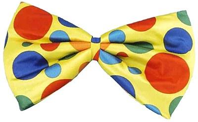 Bow Tie Jumbo Polka Dot