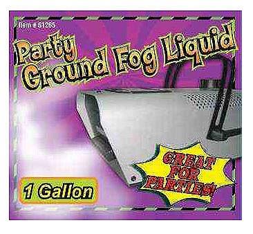 Party Ground Fog Liquid