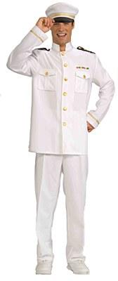 Captain Cruise Adult Costume