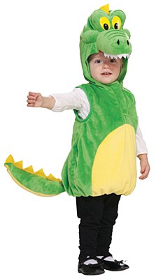 Cuddlee Crocodile Toddler Costume